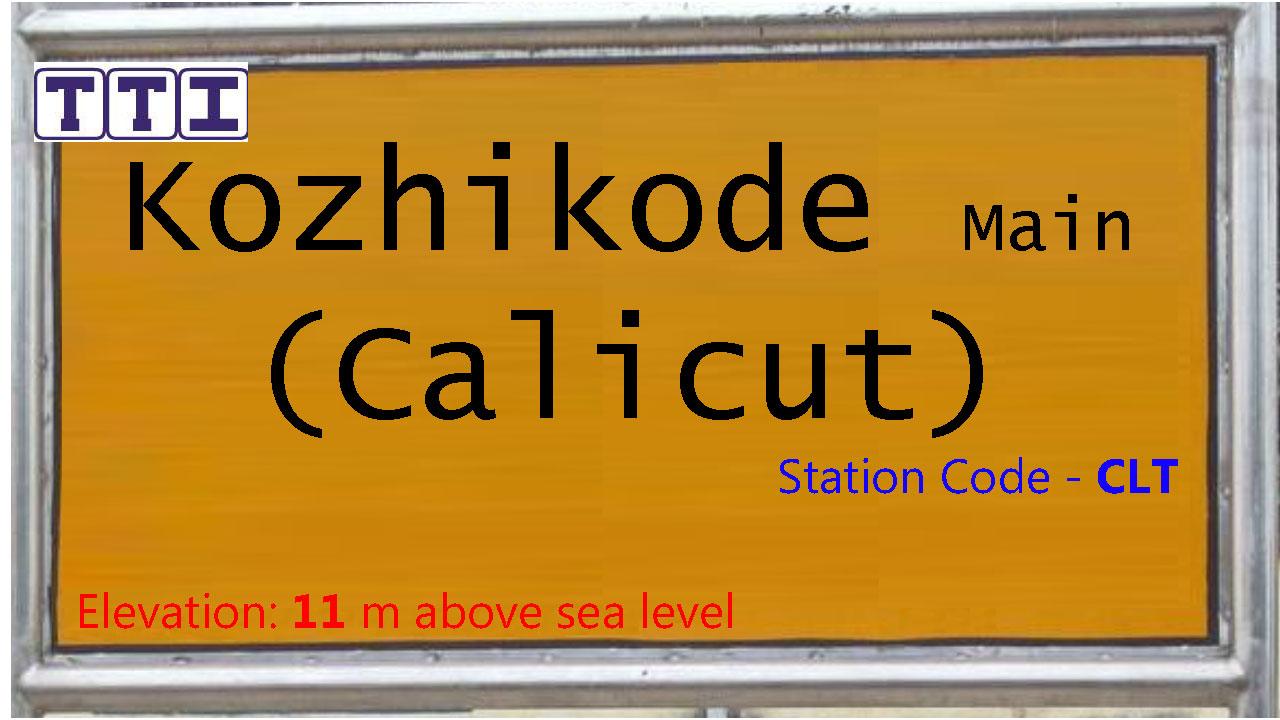Kozhikode Main