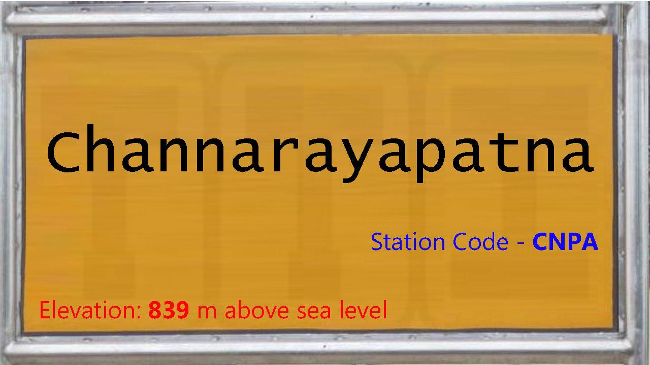 Channarayapatna