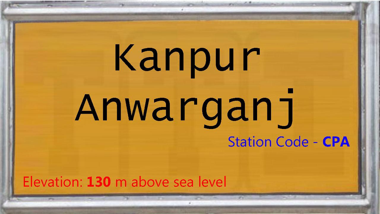 Kanpur Anwarganj