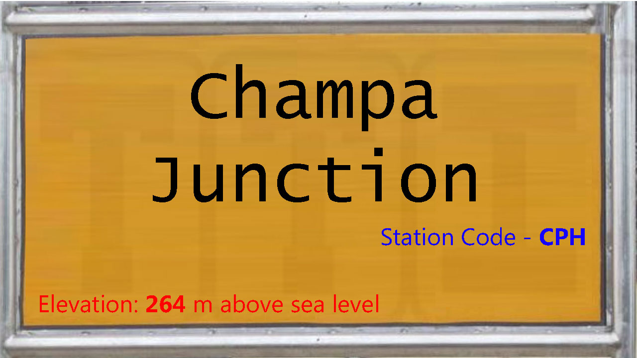 Champa Junction