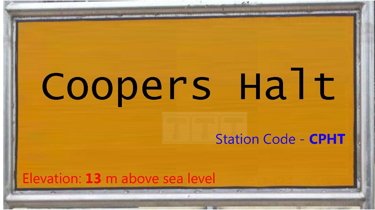 Coopers Halt