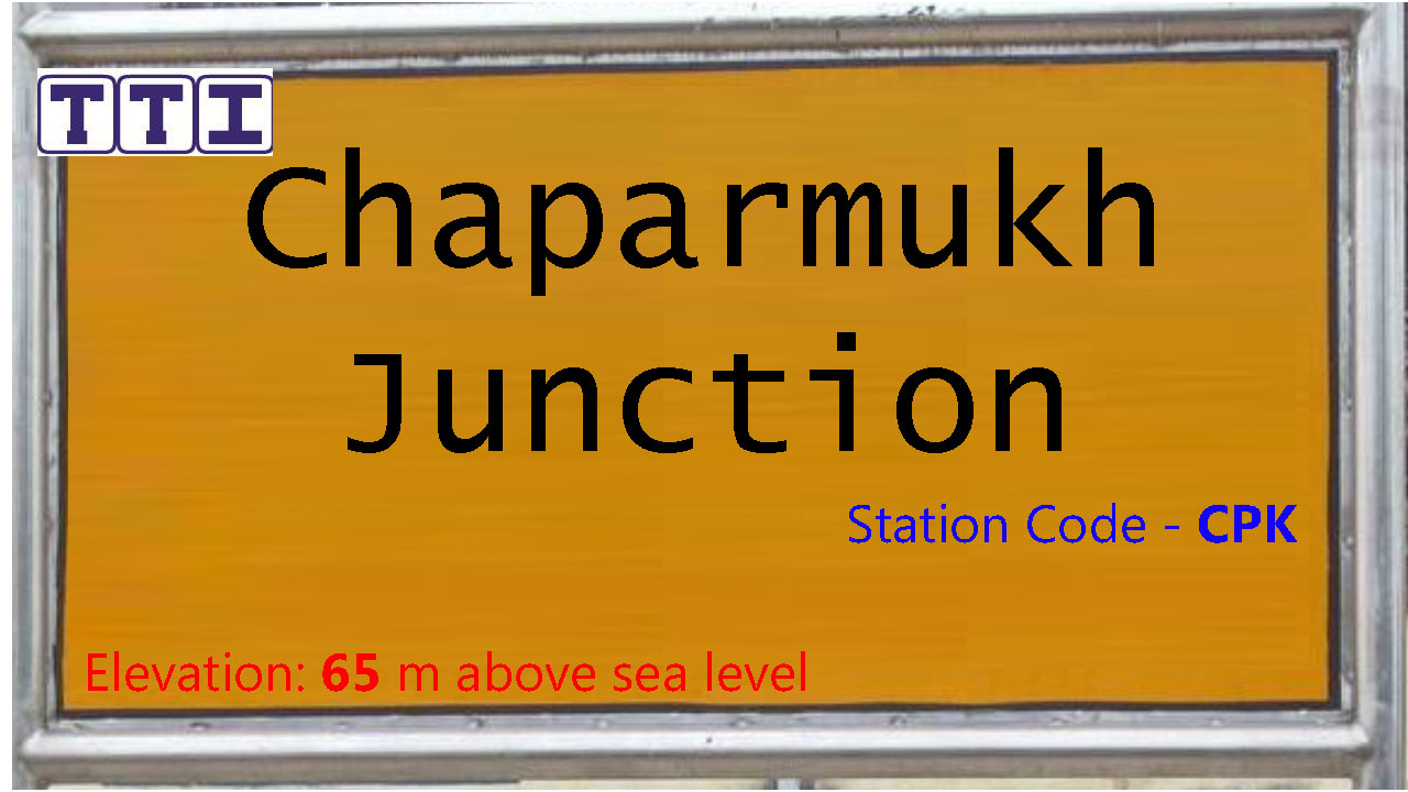 Chaparmukh Junction