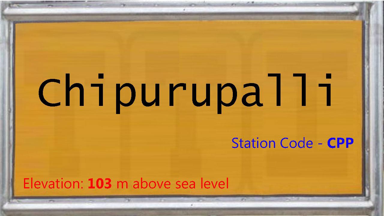 Chipurupalli