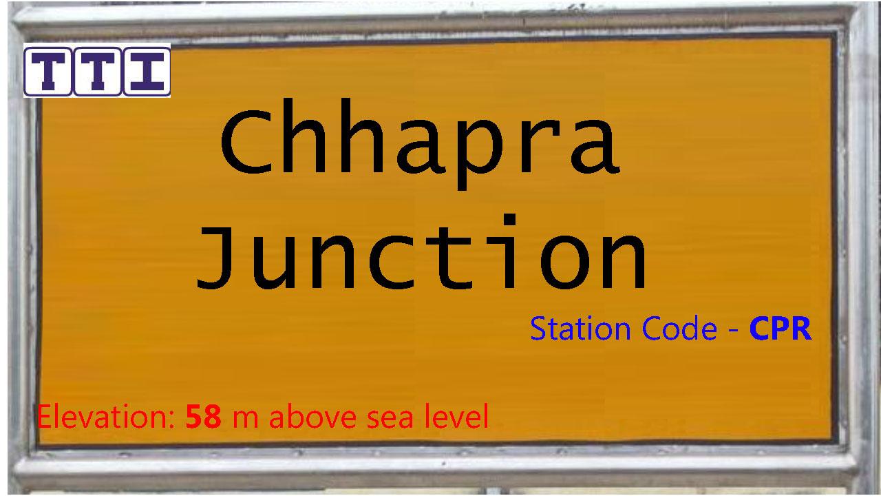 Chhapra Junction