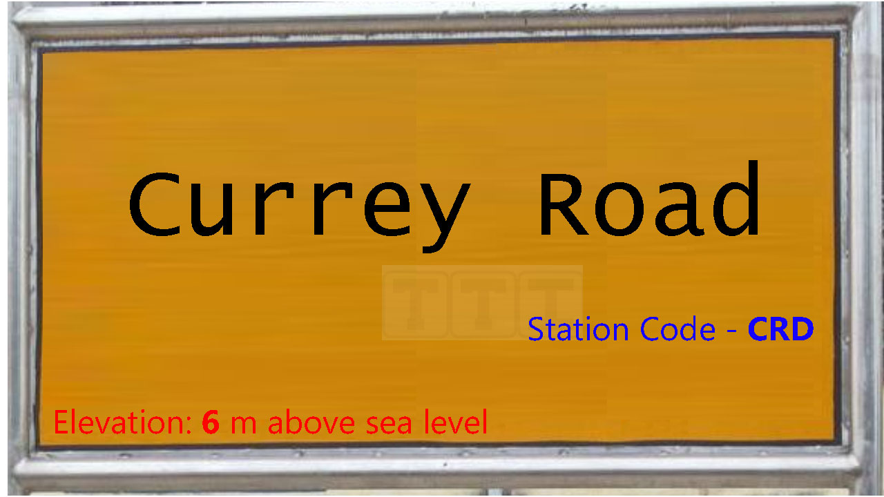 Currey Road