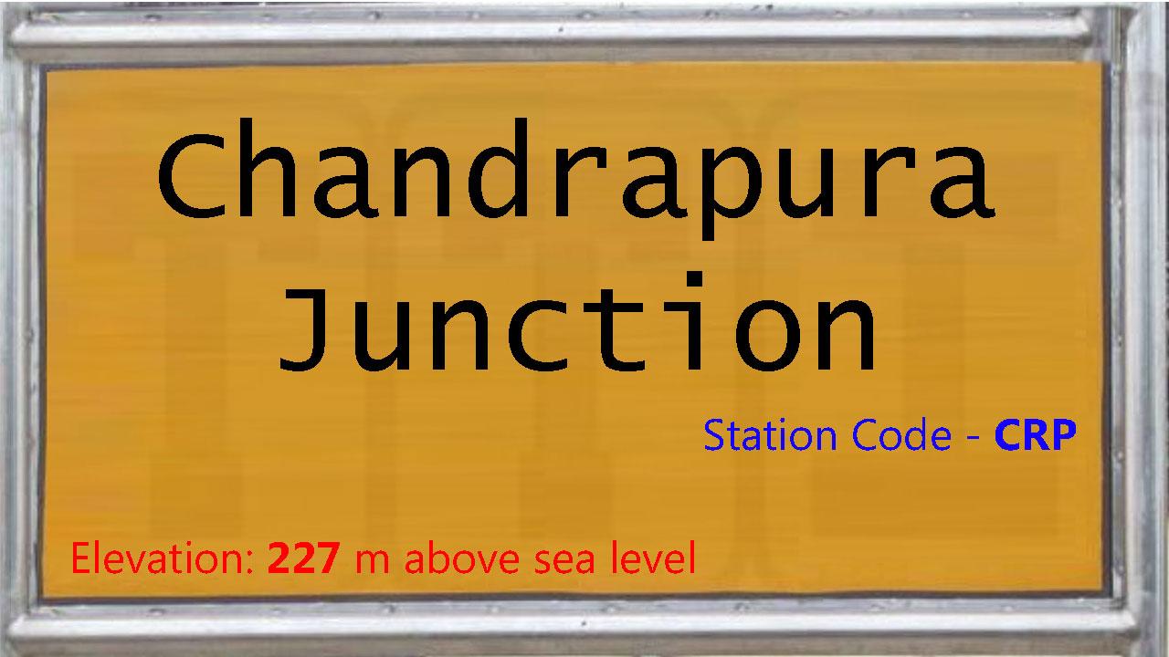 Chandrapura Junction