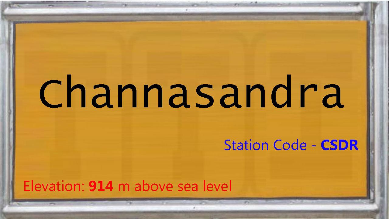 Channasandra
