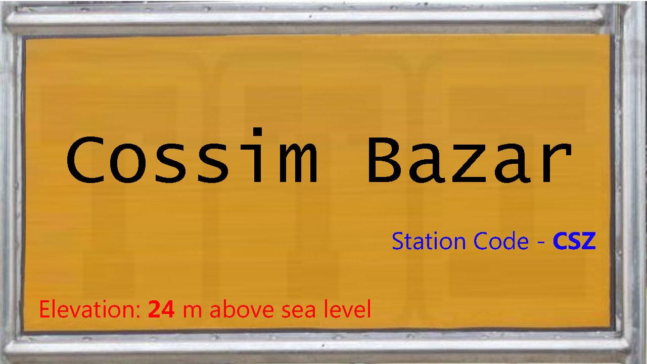 Cossimbazar