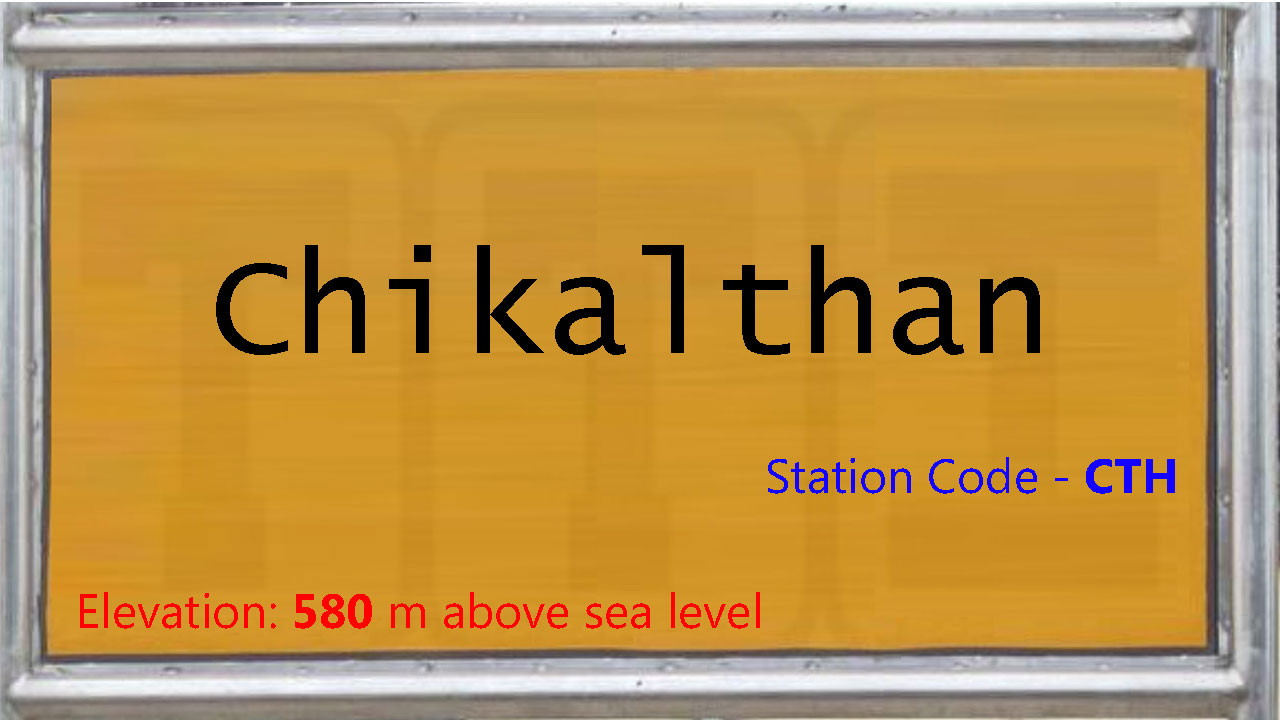 Chikalthan