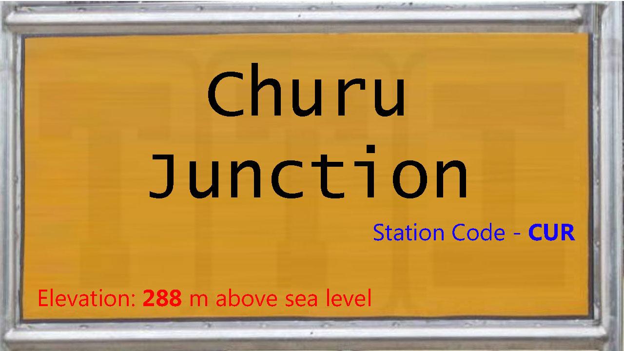 Churu Junction