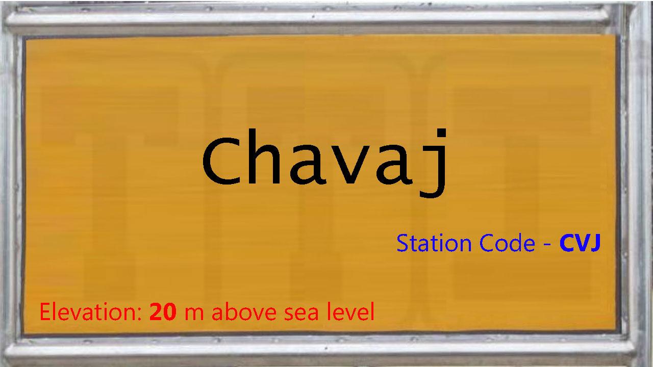 Chavaj