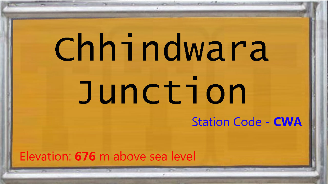 Chhindwara Junction
