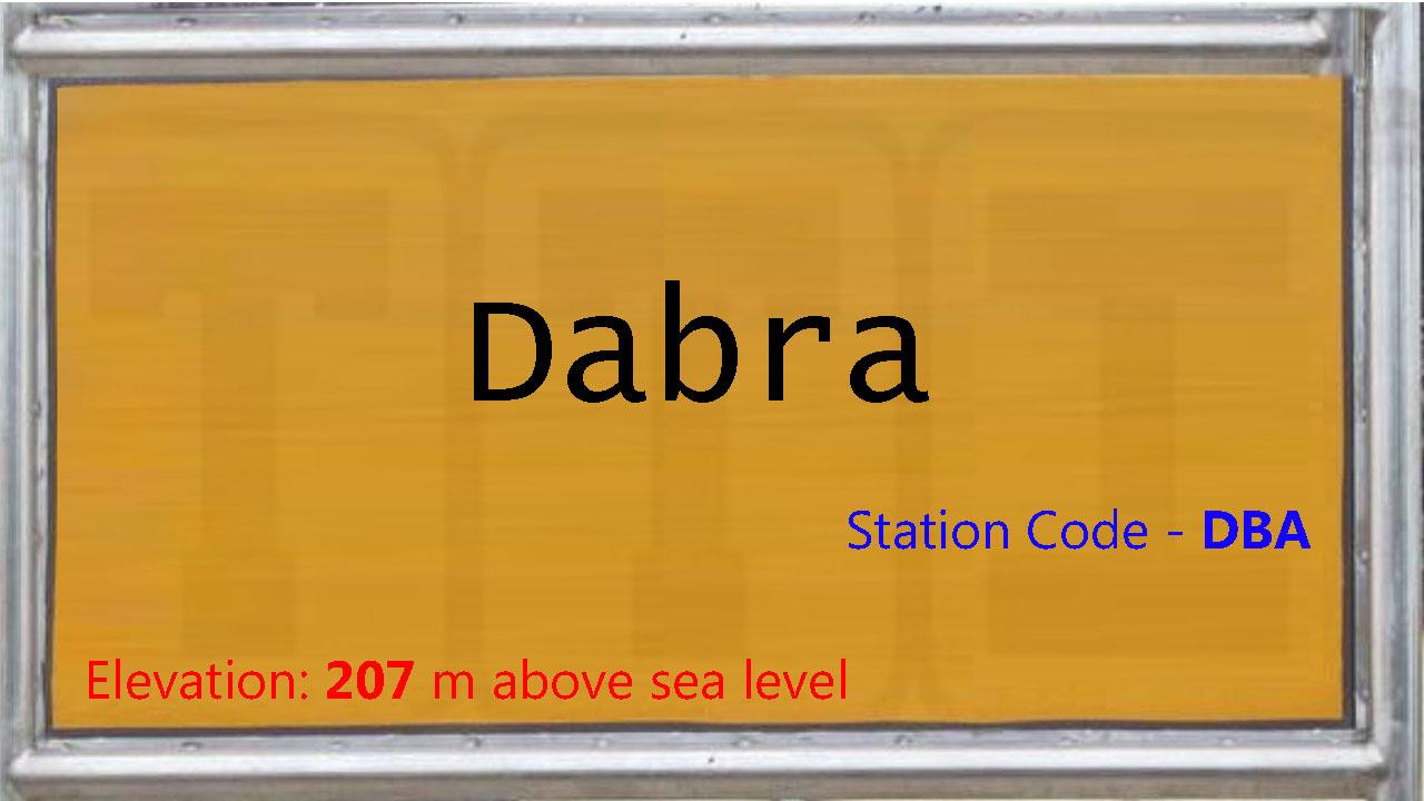 Dabra