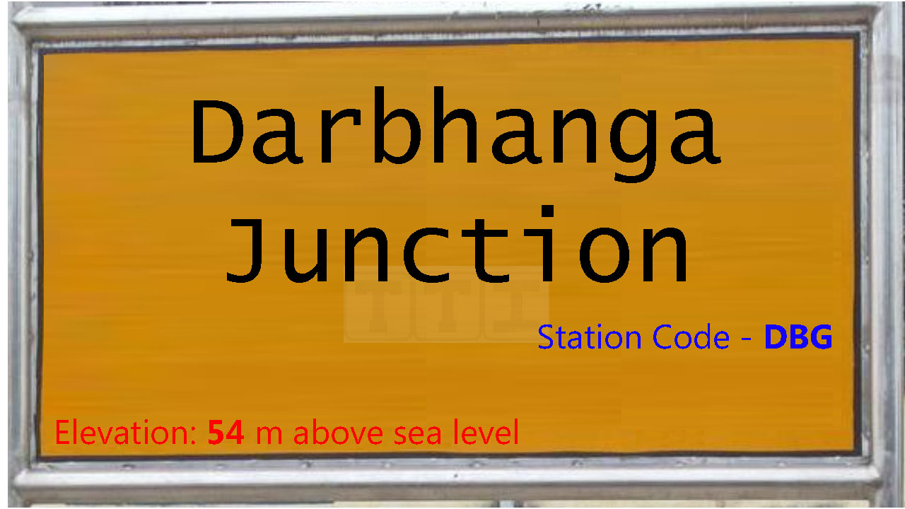 Darbhanga Junction