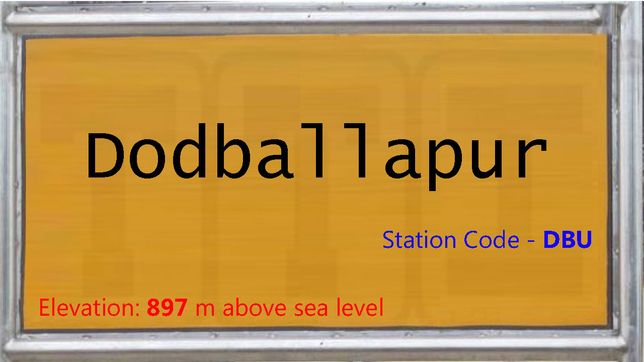 Dodballapur