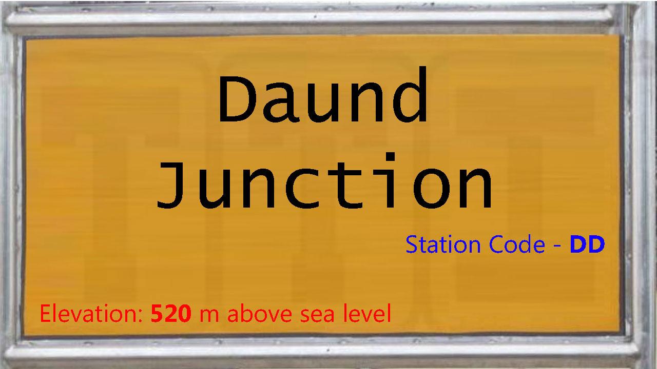 Daund Junction