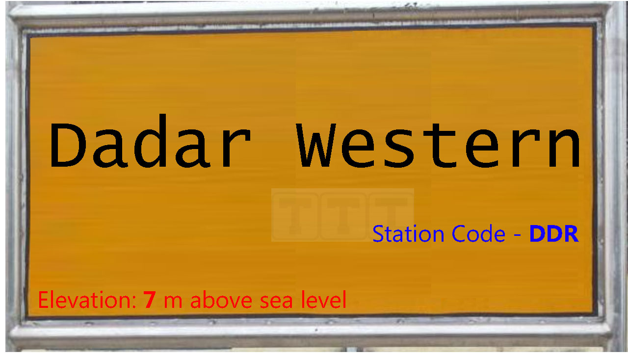 Dadar Western