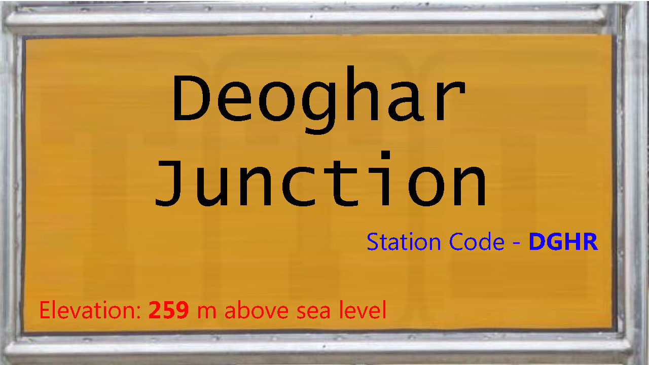 Deoghar Junction