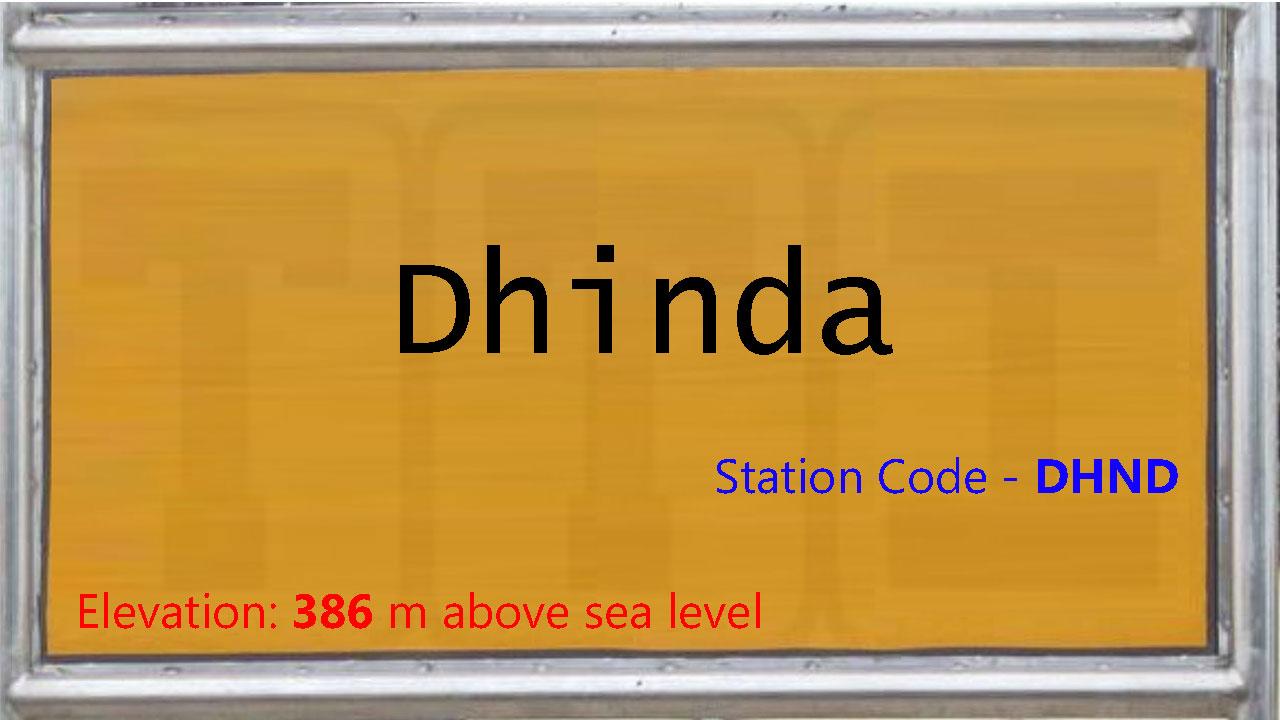 Dhinda