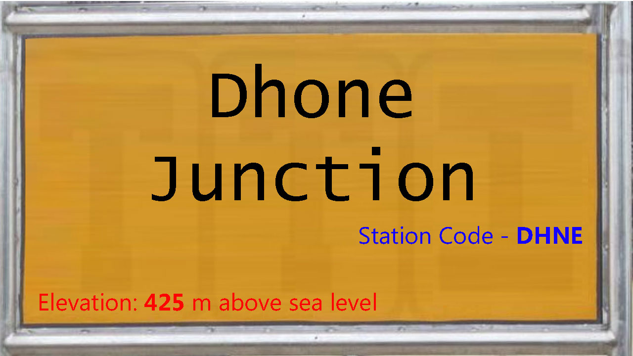 Dhone Junction
