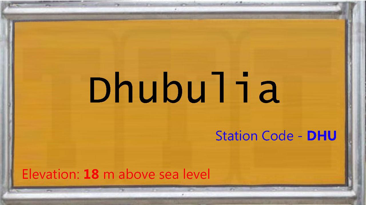 Dhubulia