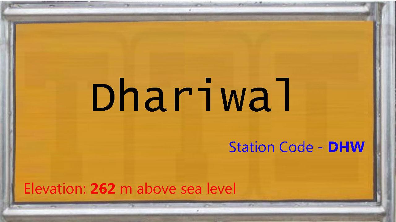 Dhariwal