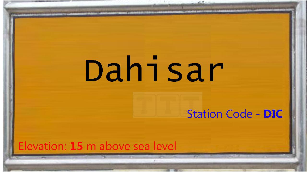 Dahisar