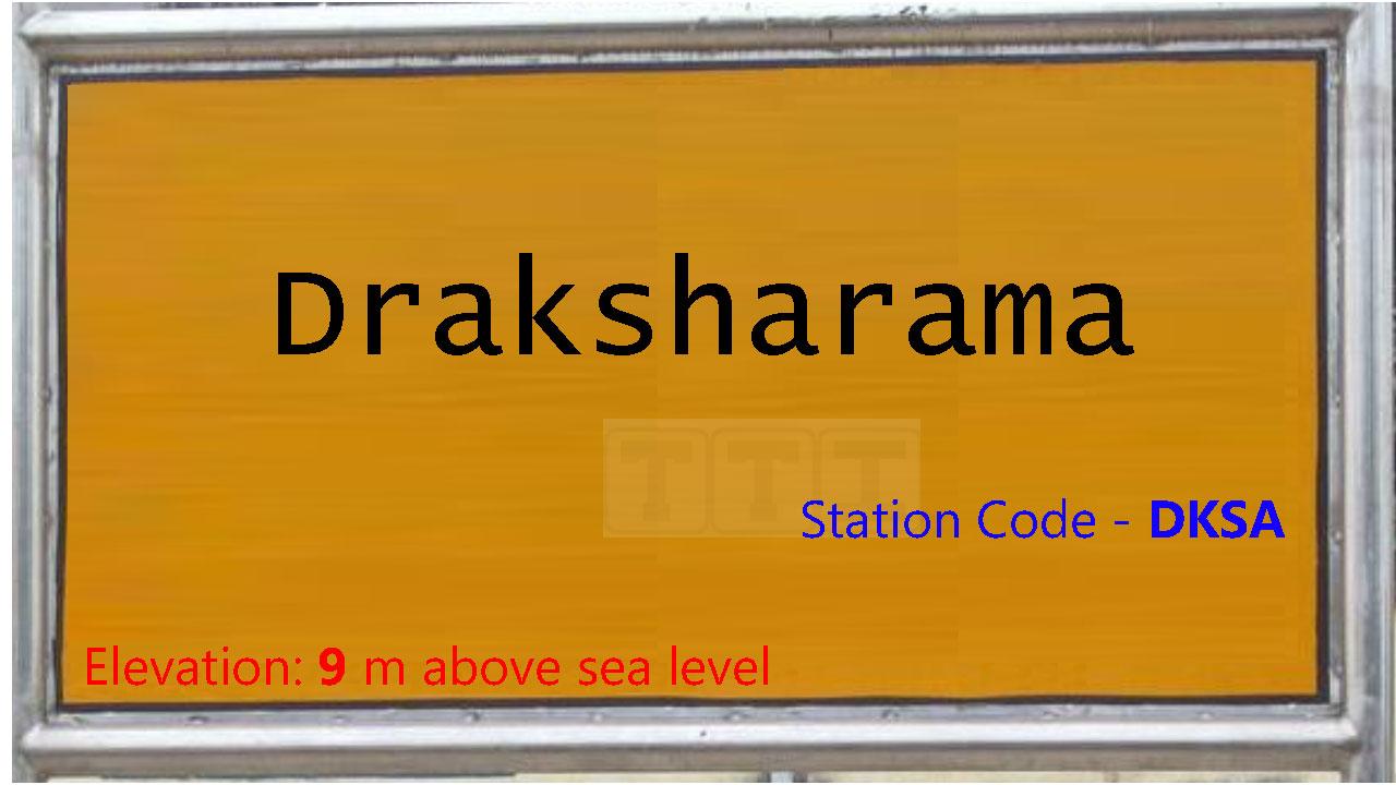 Draksharama