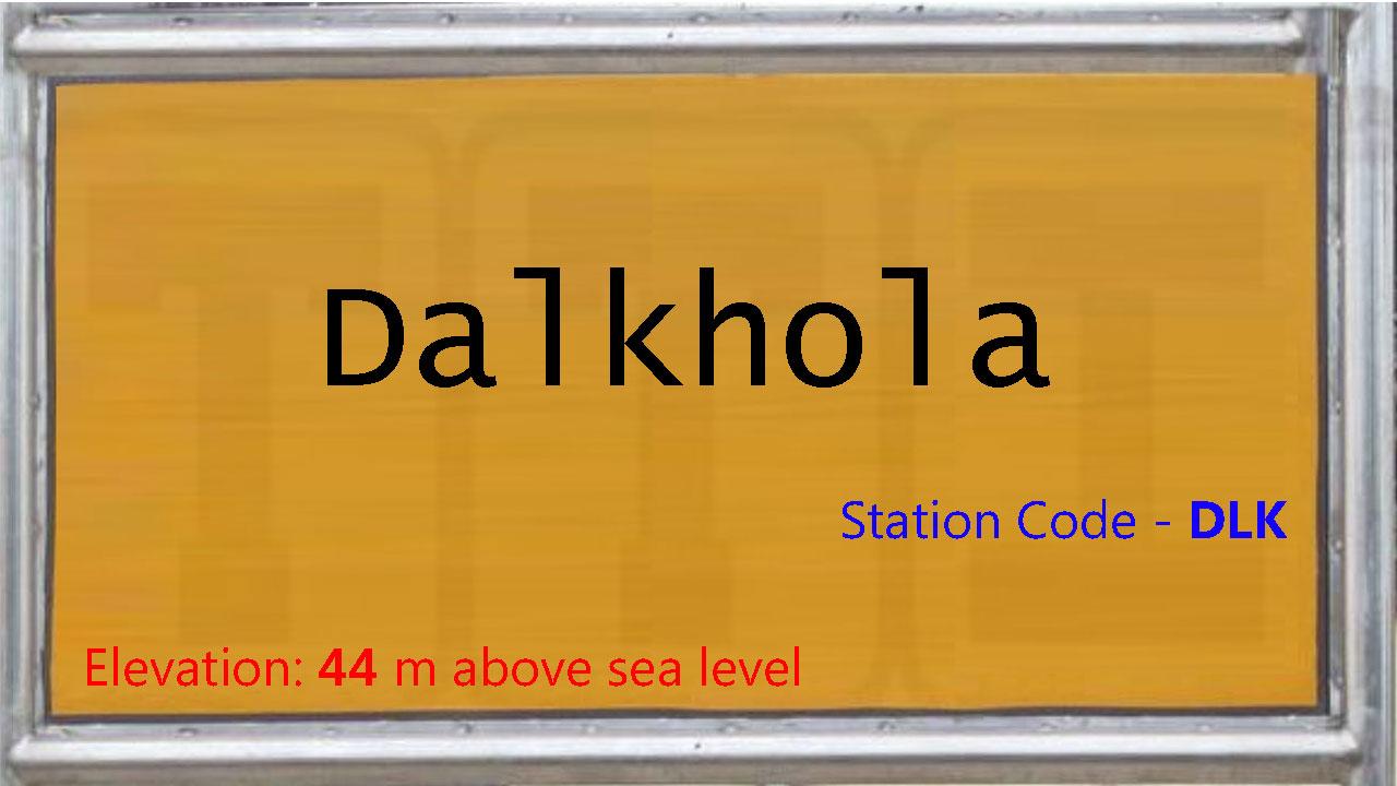 Dalkhola