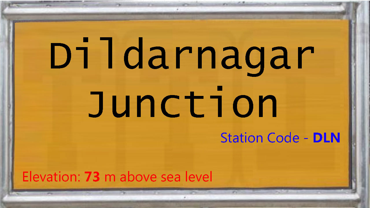 Dildarnagar Junction