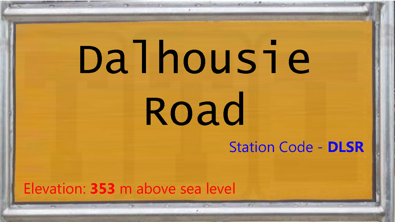 Dalhousie Road