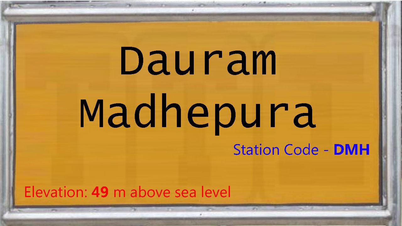 Dauram Madhepura