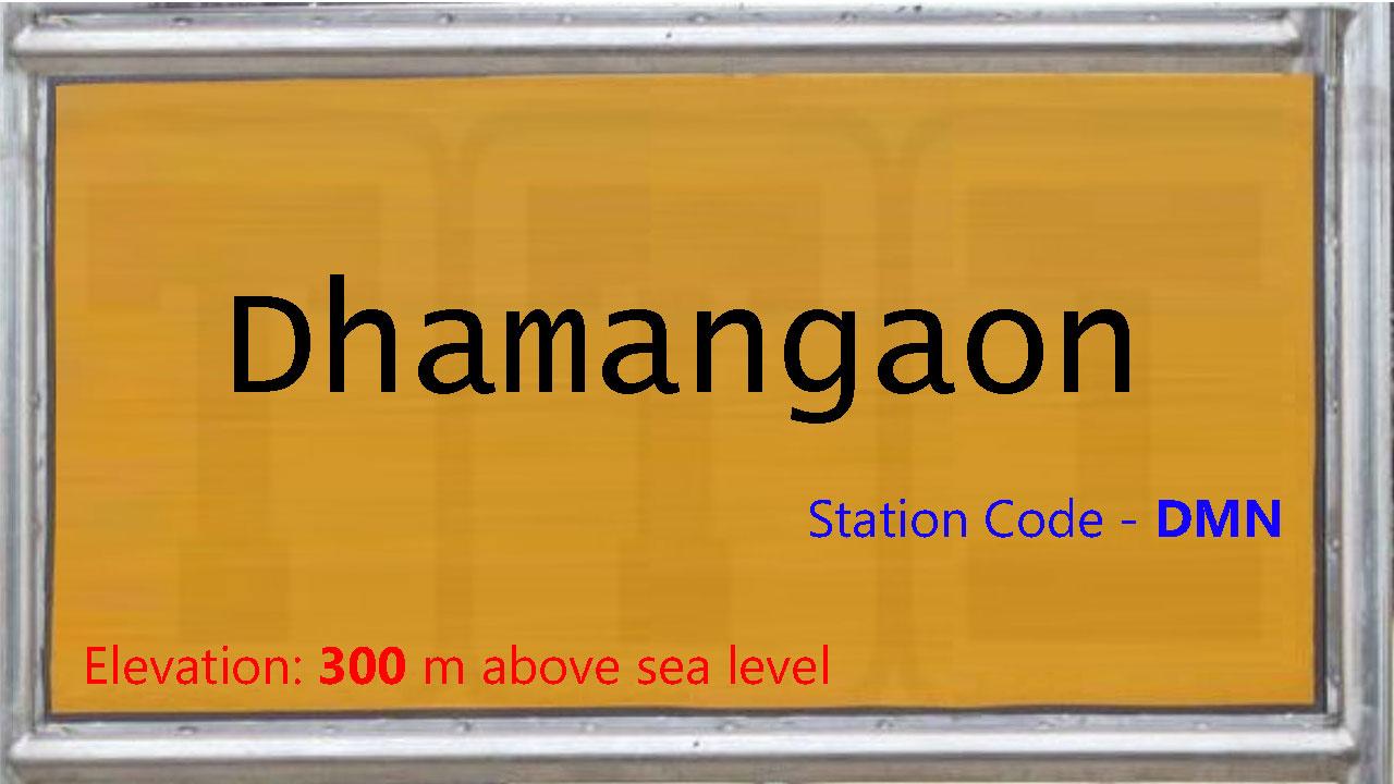 Dhamangaon