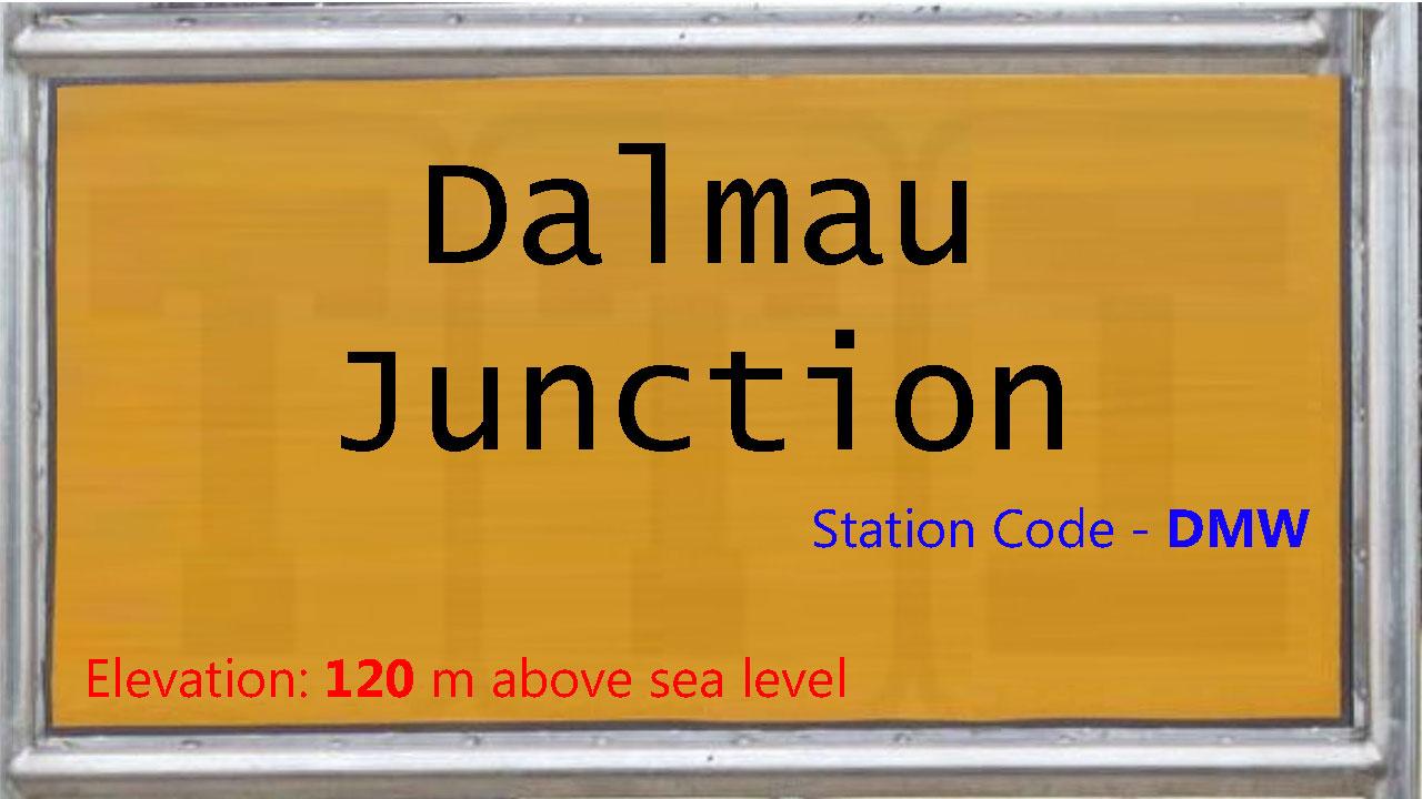 Dalmau Junction