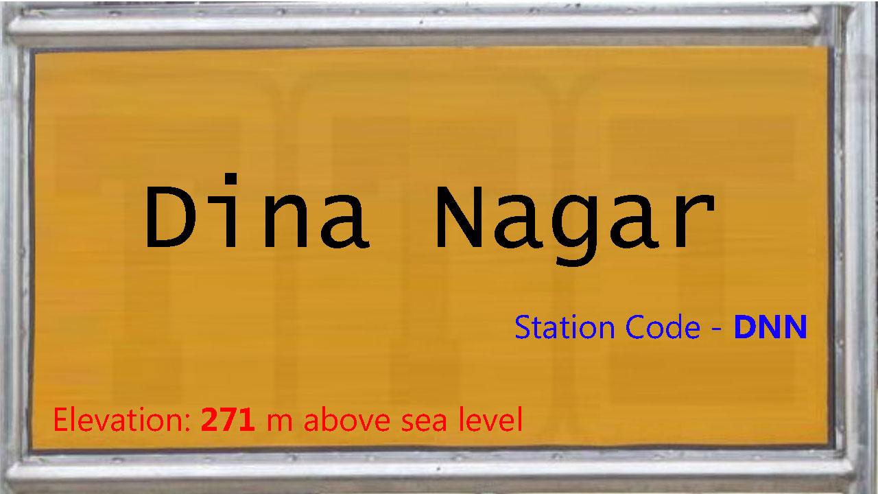 Dina Nagar