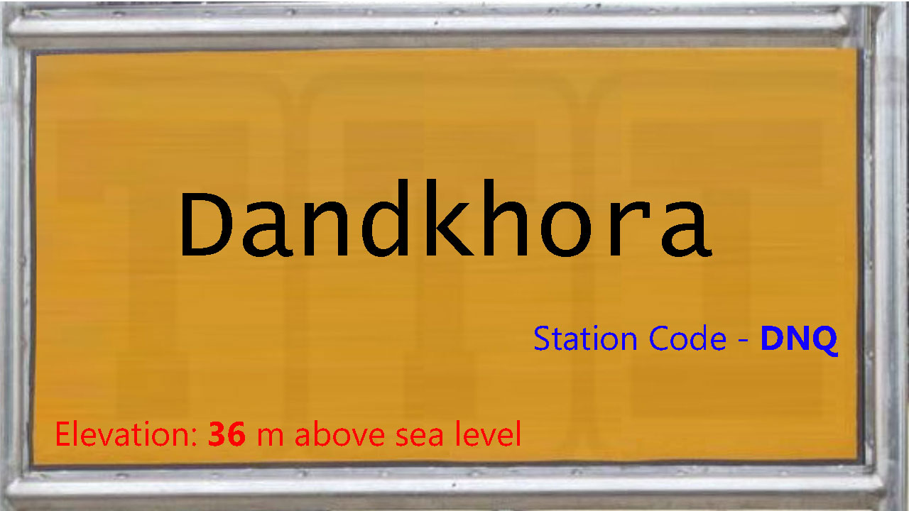 Dandkhora