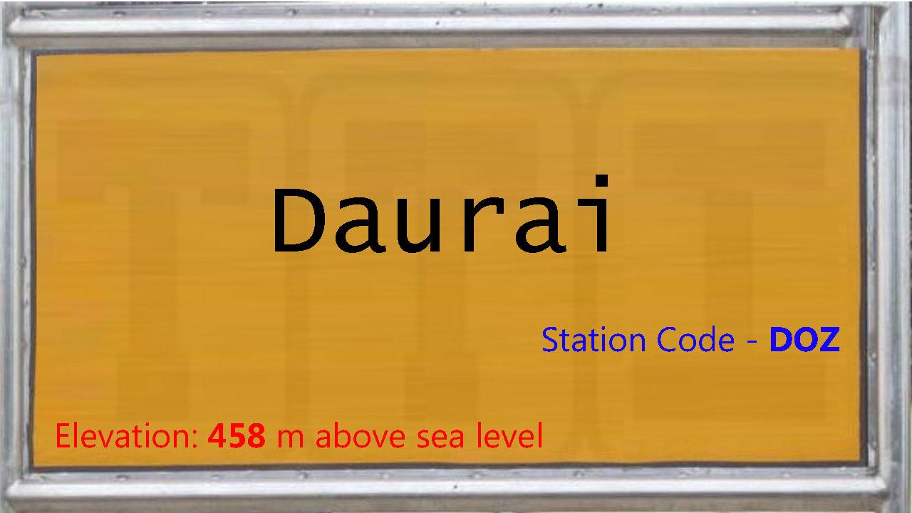 Daurai