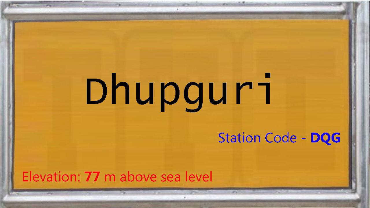 Dhupguri
