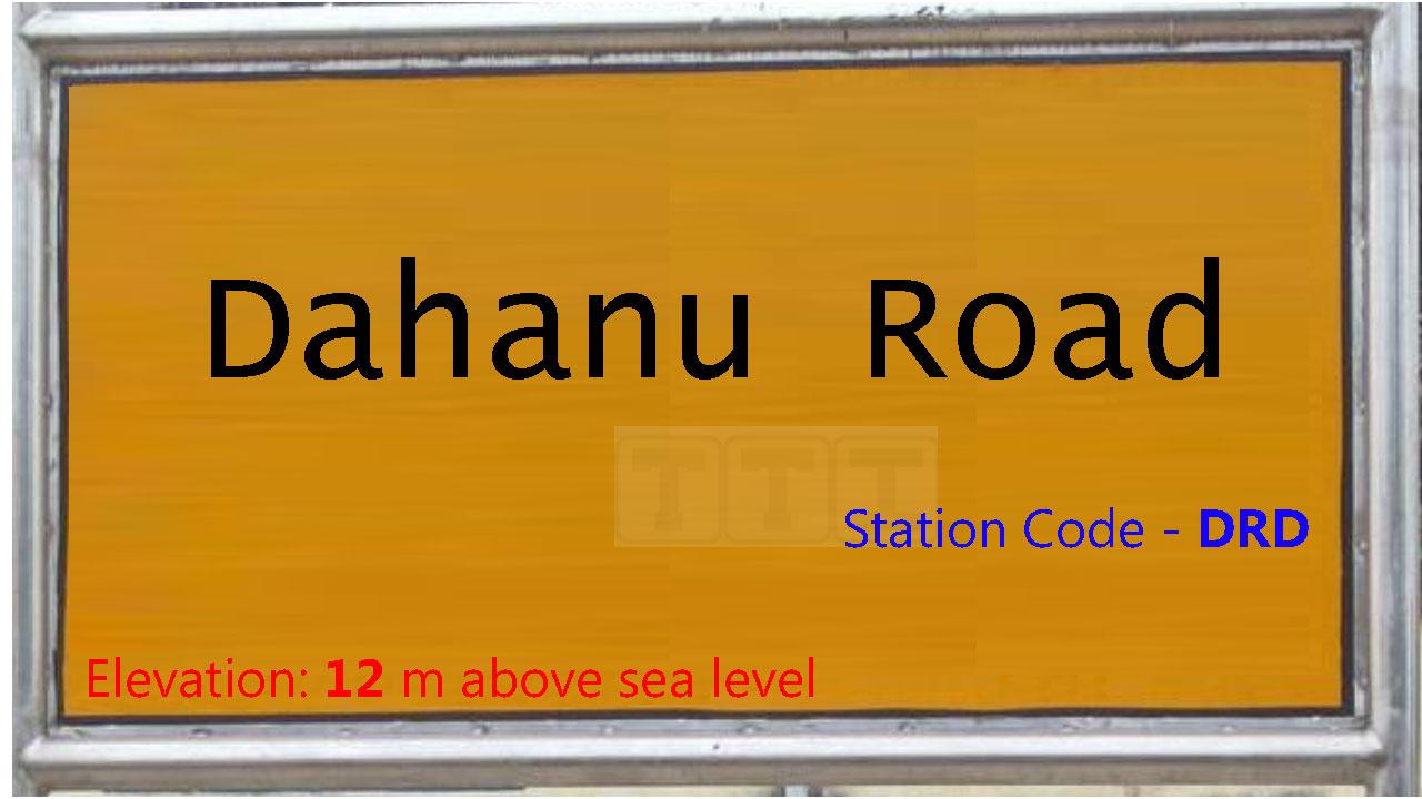 Dahanu Road