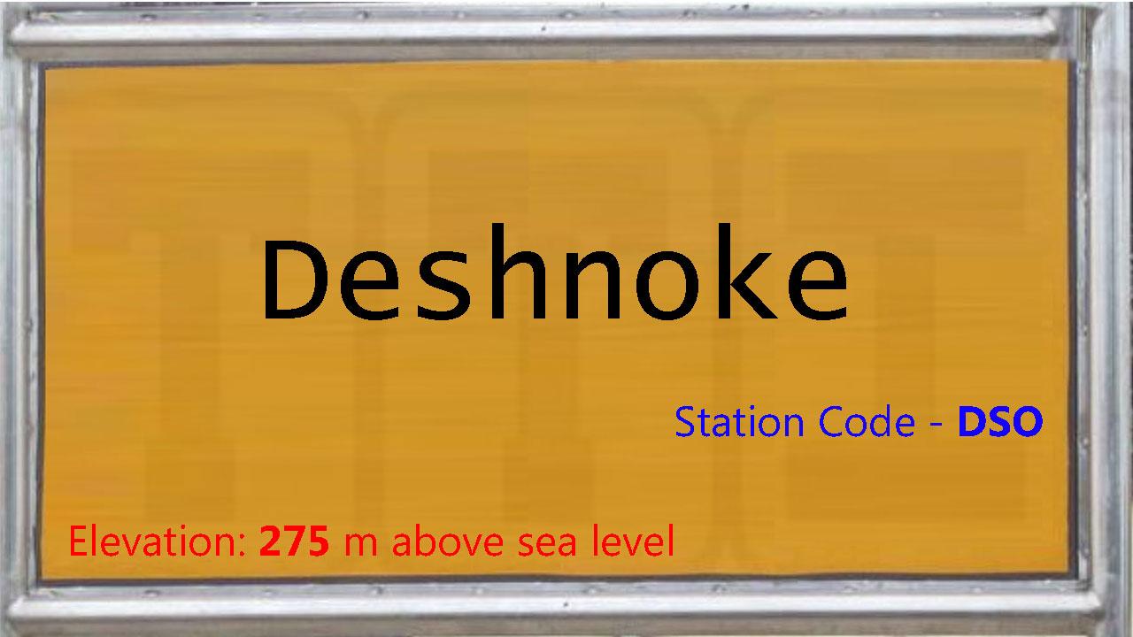 Deshnoke