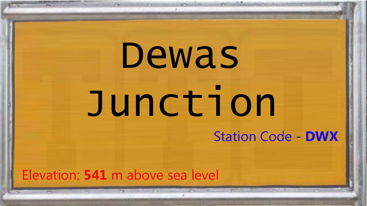 Dewas Junction