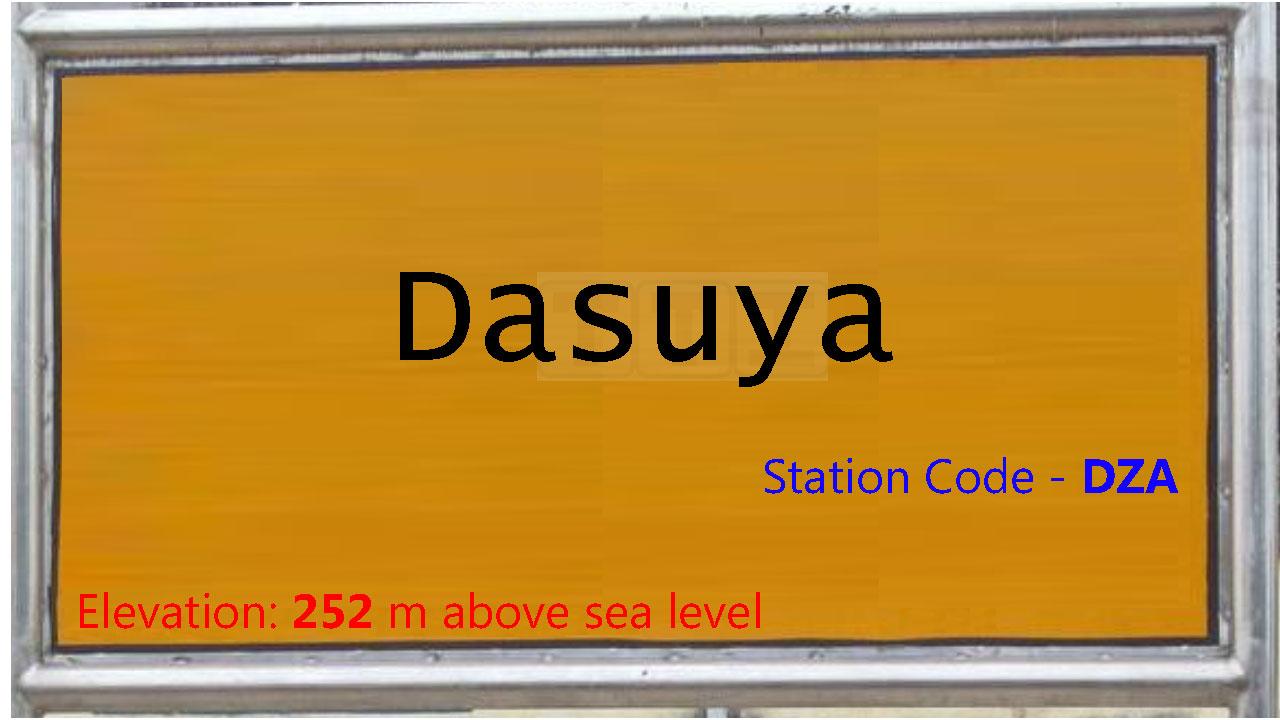 Dasuya