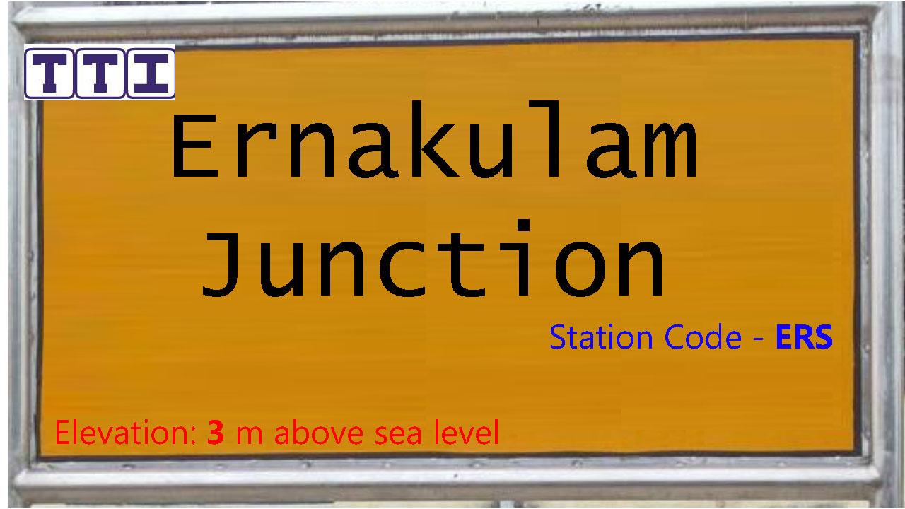 Ernakulam Junction (South)