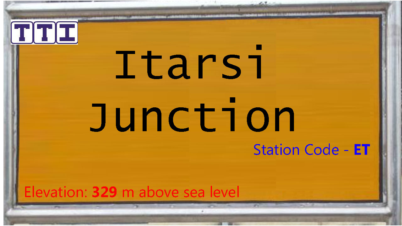 Itarsi Junction