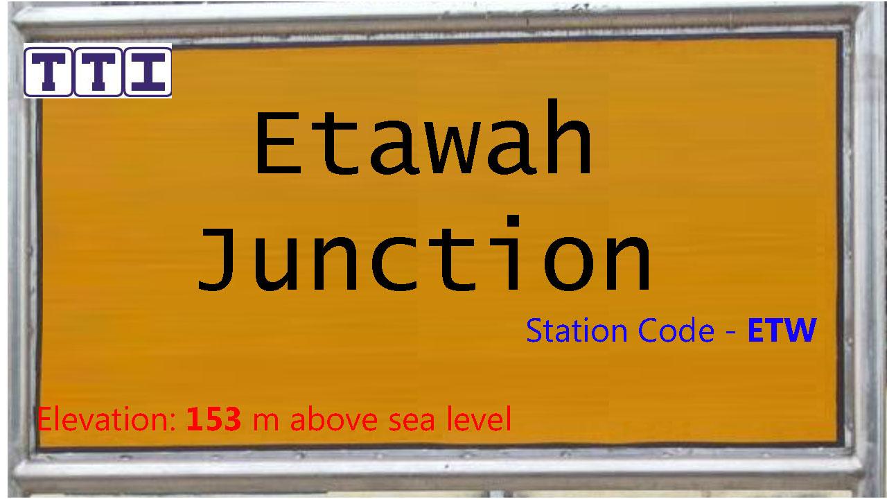 Etawah Junction