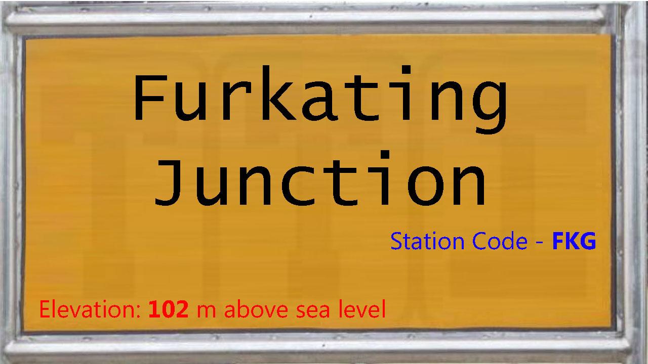 Furkating Junction