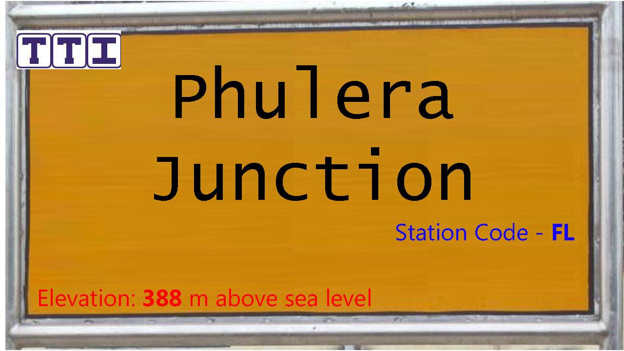 Phulera Junction