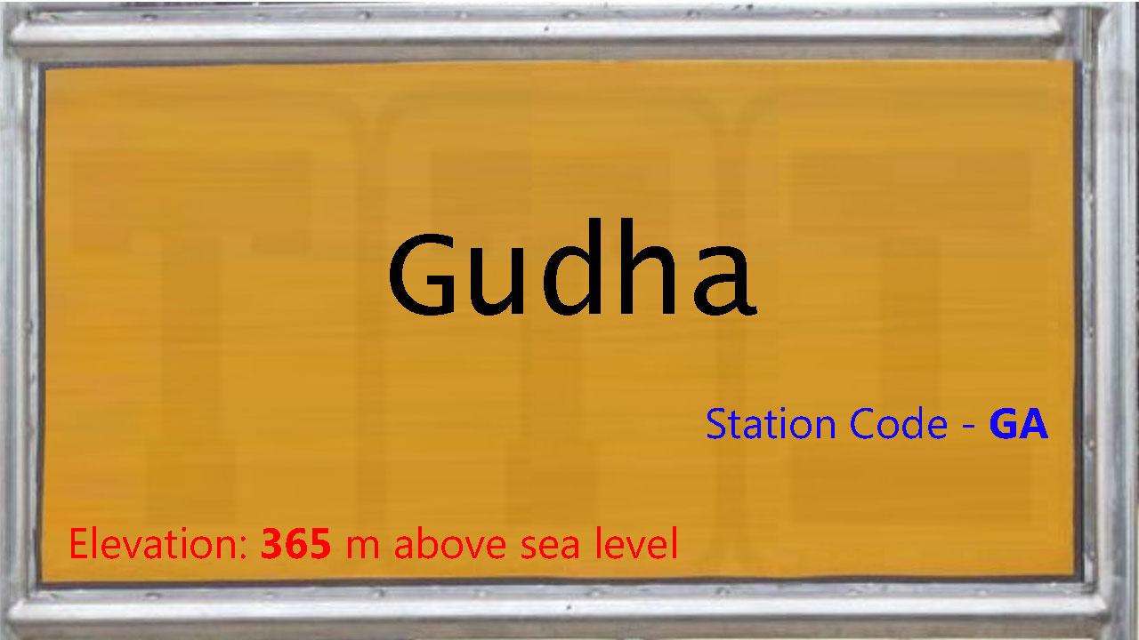 Gudha