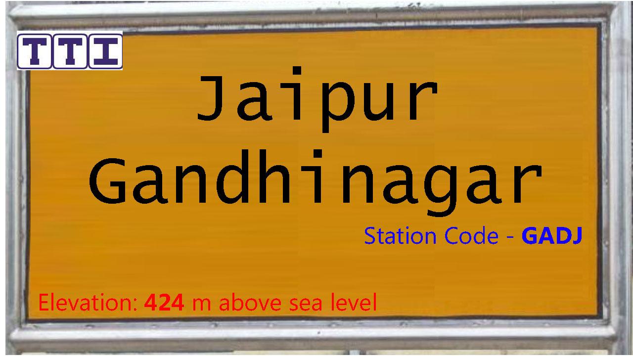 Jaipur Gandhinagar