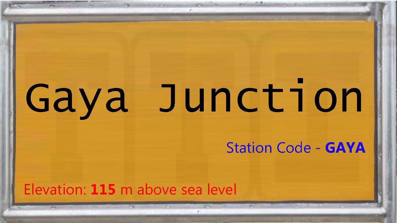 Gaya Junction